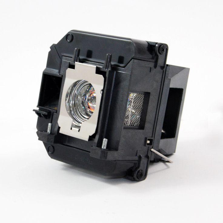Epson VS350W Lamp with Original Osram P-VIP Projector Bulb