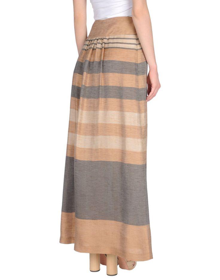 Alberta Ferretti Long Skirt - Women Alberta Ferretti Long Skirts online on YOOX United States - 35320005