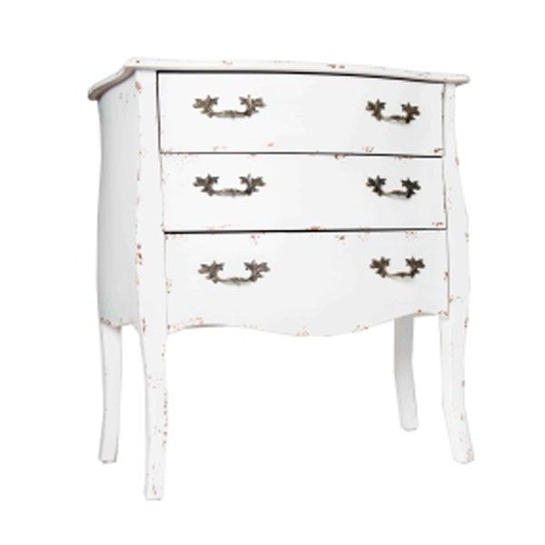 Classic Commodes available in white or black...