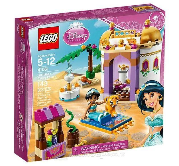 LEGO Disney Princess - Jasmine's Exotic Palace (41061)