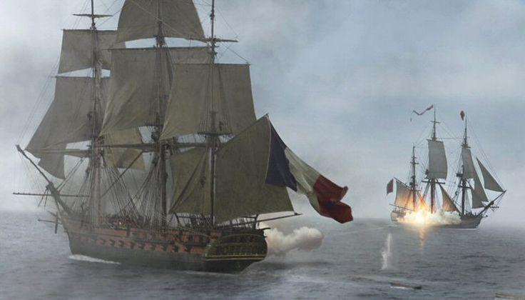 #44 Capitán de mar y guerra: La costa más lejana del mundo