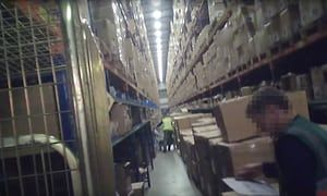 A day at 'the gulag': what it's like to work at Sports Direct's warehouse - The Guardian.