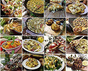 contorni semplici e veloci- ricette salate veloci e di famiglia