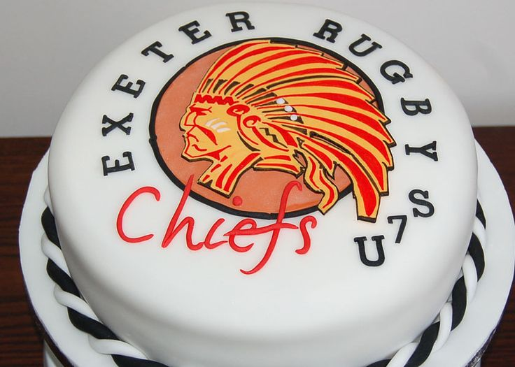 Exeter Chiefs Rugby Cake Another Very Popular Design The