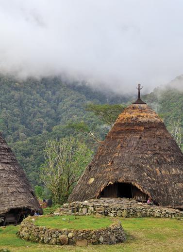Pengembangan Arsitektur Nusantara Beri Nilai Tambah bagi Pariwisata Indonesia