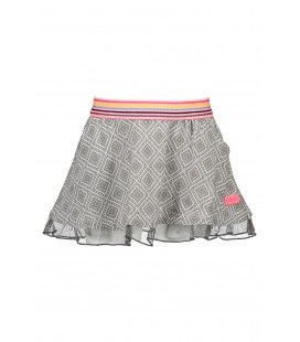 B.NOSY Double Layer Skirt