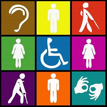 RECOMENDACIONES PARA PERSONAS CON DISCAPACIDAD PARA ACTUAR EN UN SISMO