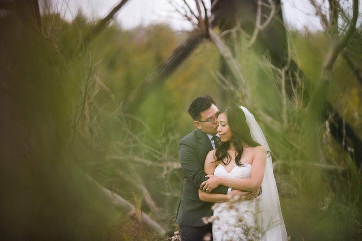 Julia   Ben: Elegant Floral Wedding. Bride & Groom