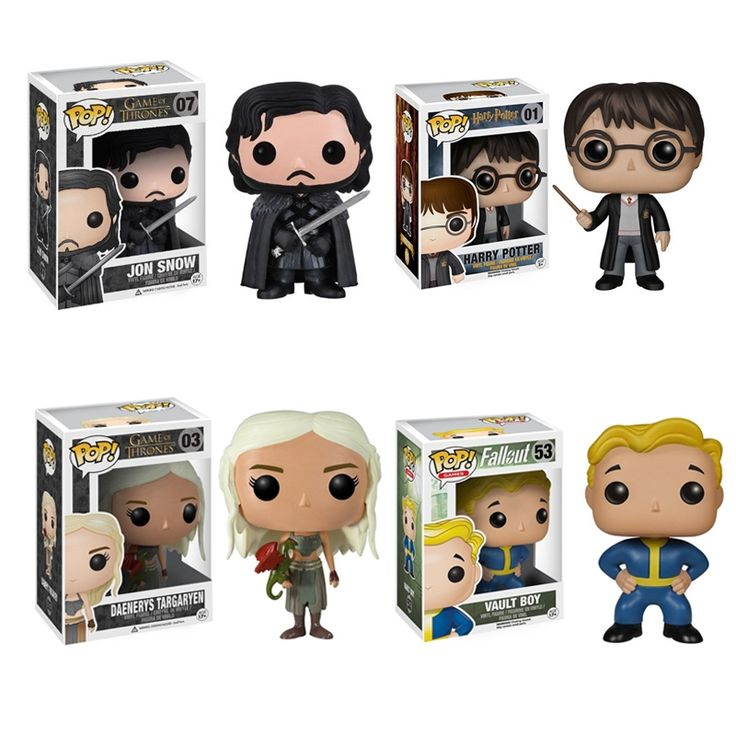 14.12$  Buy now - http://aliji9.shopchina.info/go.php?t=32802424374 - Funko Pop Super Hero The Avenger Deadpool Fallout Game of Thrones Action Figure Walking Dead Toy Doll Harry Poter Free freight 14.12$ #buymethat