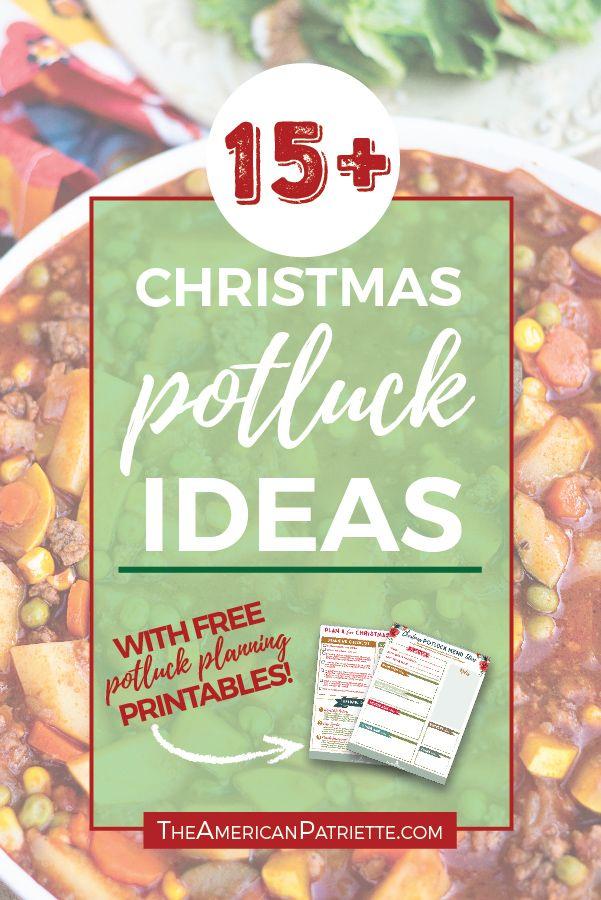 Christmas Potluck.15 Fun Christmas Potluck Theme Ideas Free Potluck
