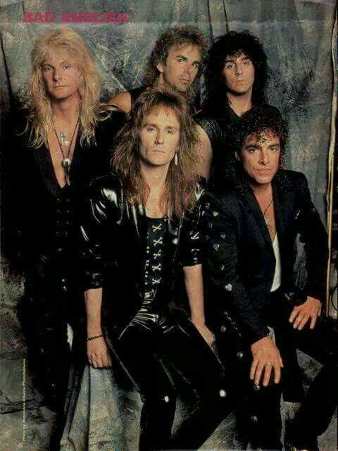 BAD ENGLISH.   What do you get when you mix up john waite with journey? This band. Mix bad english with foreigner? Shadow king. Throw a little of all these with Ted Nugent and Styx you get a bunch of Damn Yankees... it! Meant more music...
