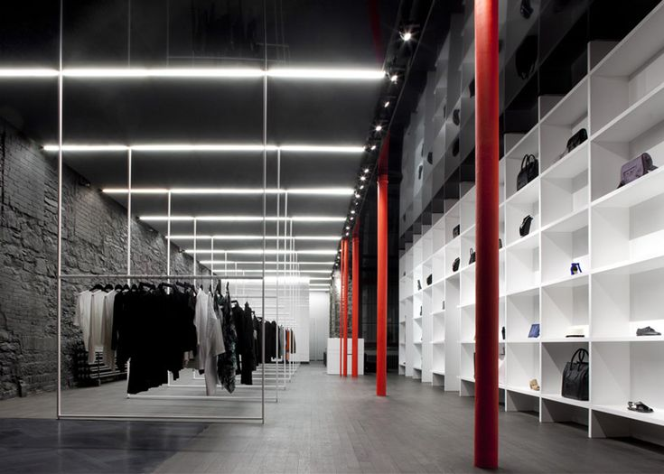 167 best space SHOWROOM images on Pinterest Retail shop