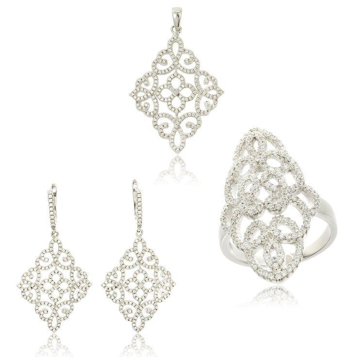 Set argint Fancy cu cristale mici din zirconii Cod TRSS041 Check more at https://www.corelle.ro/produse/bijuterii/seturi-argint/set-argint-fancy-cu-cristale-mici-din-zirconii-cod-trss041/