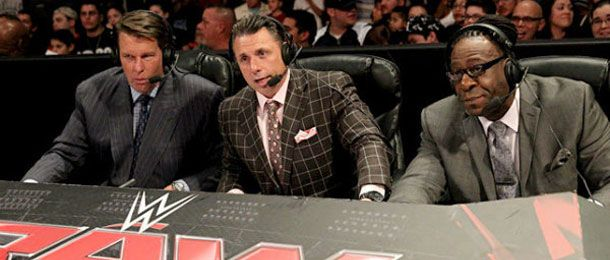 WWE announced the new commentary teams for the brand split. The RAW brand will feature Michael Cole, Corey Graves and Byron Saxton and Smackdown will have Mauro Ranallo, JBL and David Otunga. Tom Phillips will host Superstars and Main Event…