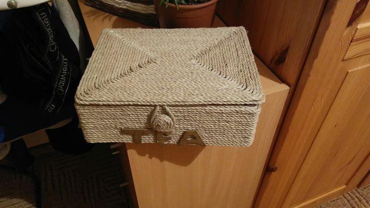 Teatartó dobozka 3.