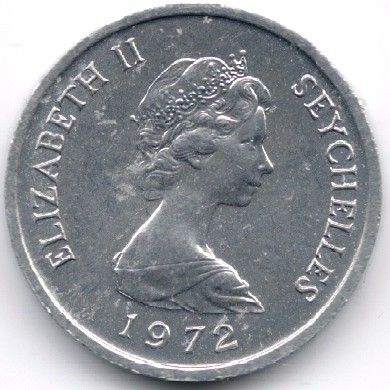 Seychelles 1 Cent 1972 op eBid België