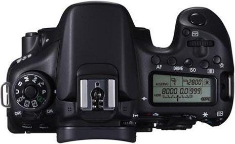 Canon EOS 70D Body (Schwarz, 20.20MP) - Bei digitec kaufen