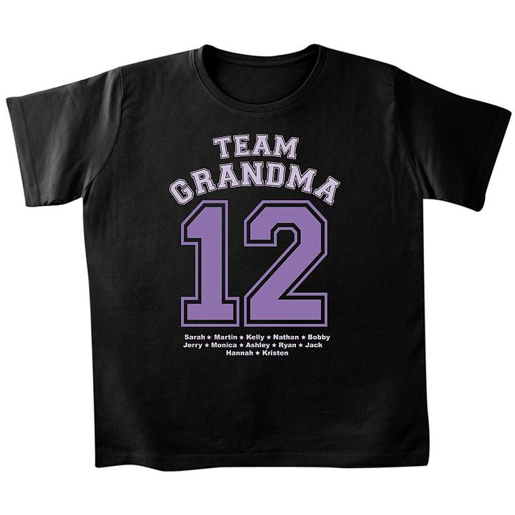 76 best Personalized Grandma T Shirts images on Pinterest ...