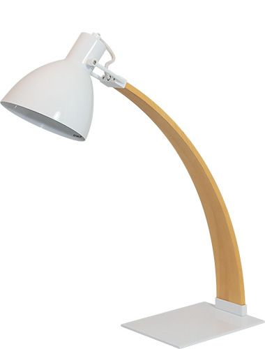 Perno Table Lamp - White, Portables, Table Lamps, New Zealand's Leading Online Lighting Store