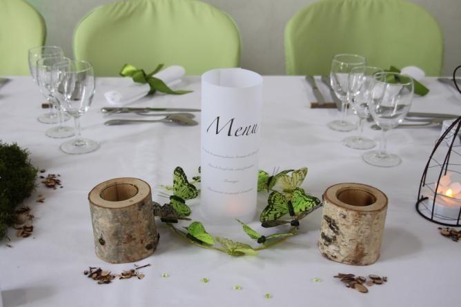 deco de table nature mariage pinterest. Black Bedroom Furniture Sets. Home Design Ideas