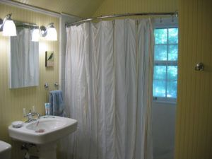 Modern Curved Shower Curtain Rod