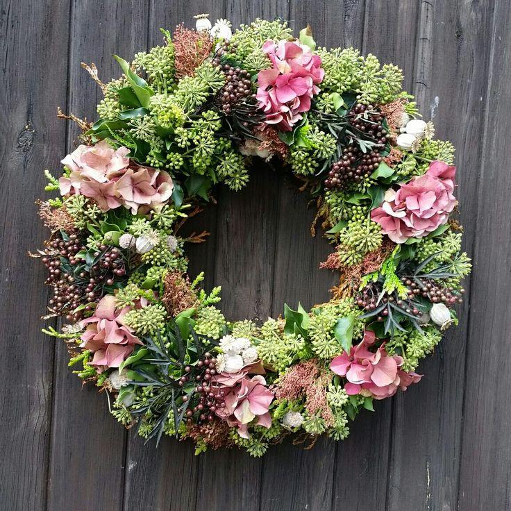 herbst kranz v ne ky pinterest wreaths flower wreath funeral und fall wreaths. Black Bedroom Furniture Sets. Home Design Ideas
