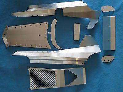 New Alu Karosserie Teilesatz passend f r FG Marder und andere in