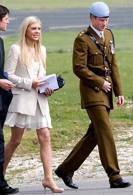"Prince Harry, Chelsy Davy ""Seeing Each Other"" Again"