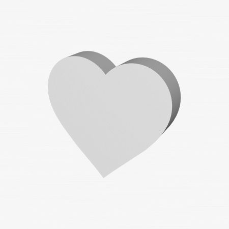 serce styropianowe