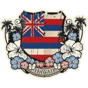 10 Best Hawaiian Stickers Images On Pinterest Car