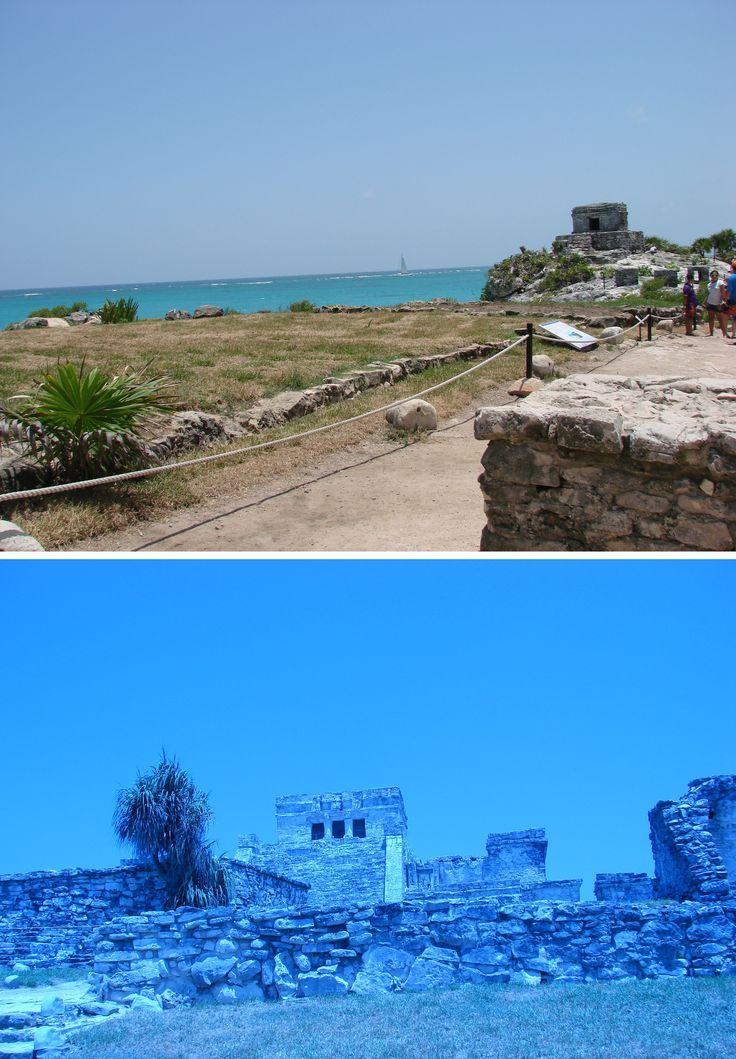 Tulum, fue una ciudad amurallada de la cultura maya, en el Estado de Quintana Roo. En los primeros años de la colonia española aun era habitada pero a finales del siglo XVI ya no quedaban residentes.