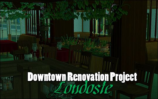 ghanima_atreides | Downtown Renovation Project - Londoste
