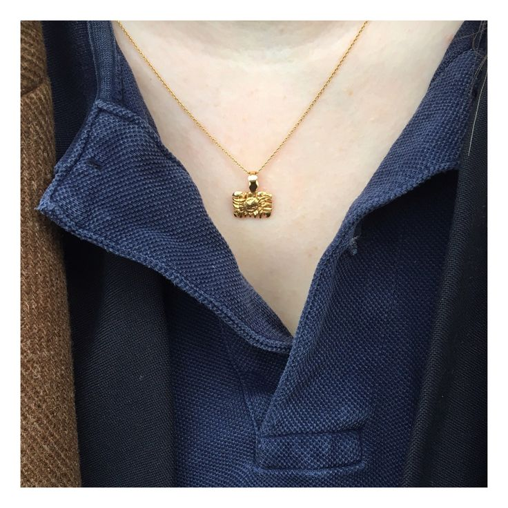 'Wish' necklace. http://goldpoets.com/collections/human/products/wish