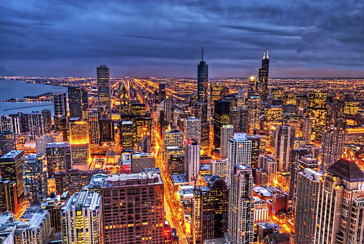 America Beautiful City Images