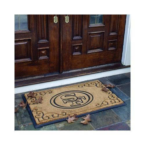 San Francisco #49ers Doormat. Click to order! - $59.99