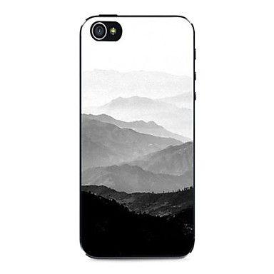 Iphone 5/iPhone 5S - Back Cover - Grafisch/Gemengde Kleur ( Multi-kleur , Polycarbonaat ) – EUR € 1.97