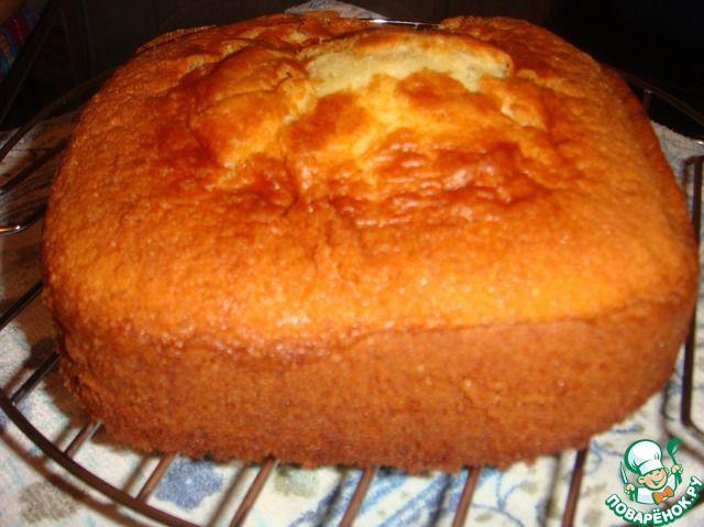"Английский пирог ""Фунт"" ингредиенты"