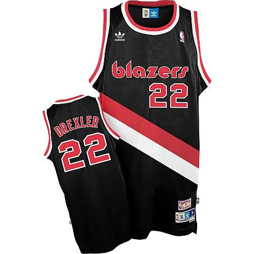 Clyde Drexler, Portland Trail Blazers #22