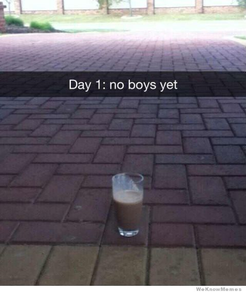 Does your milkshake bring all the boys to the yard? ;)