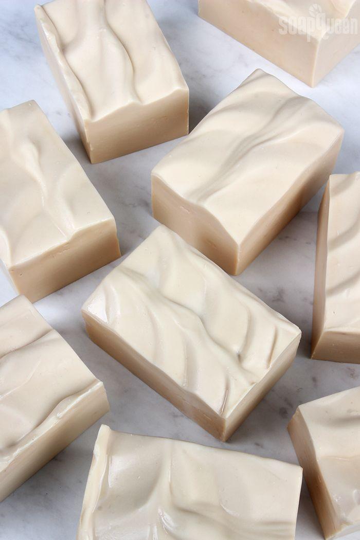 Creamy goat's milk soap   – soap etc