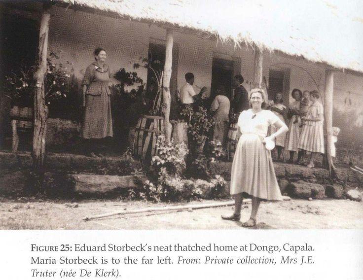 Angola Boere - 1950