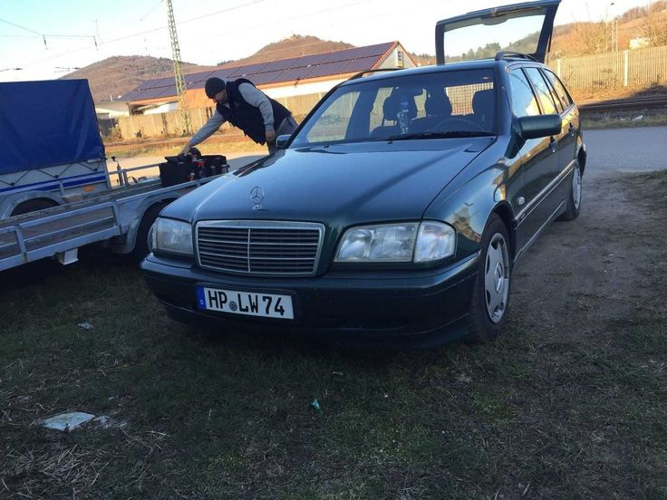 Mercedes C180 W202 Esprit 1998   Check more at https://0nlineshop.de/mercedes-c180-w202-esprit-1998/