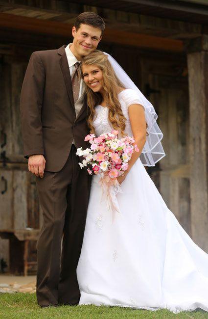 Michaela Bates and Brandon Keilen wedding