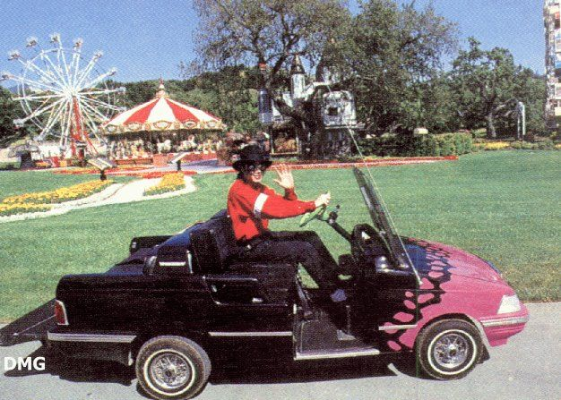Photo of Michael Jackson in Neverland ♥  for fans of Michael Jackson.
