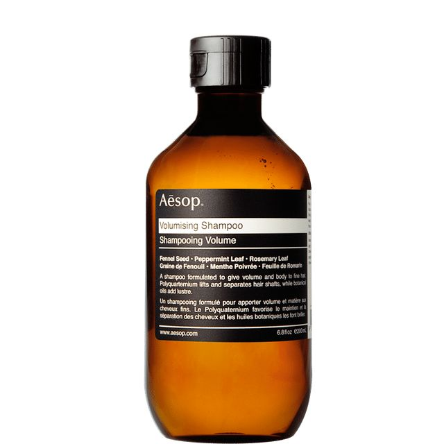 The 14 Best Shampoos, Conditioners for Fine Hair: Aesop Volumising Shampoo