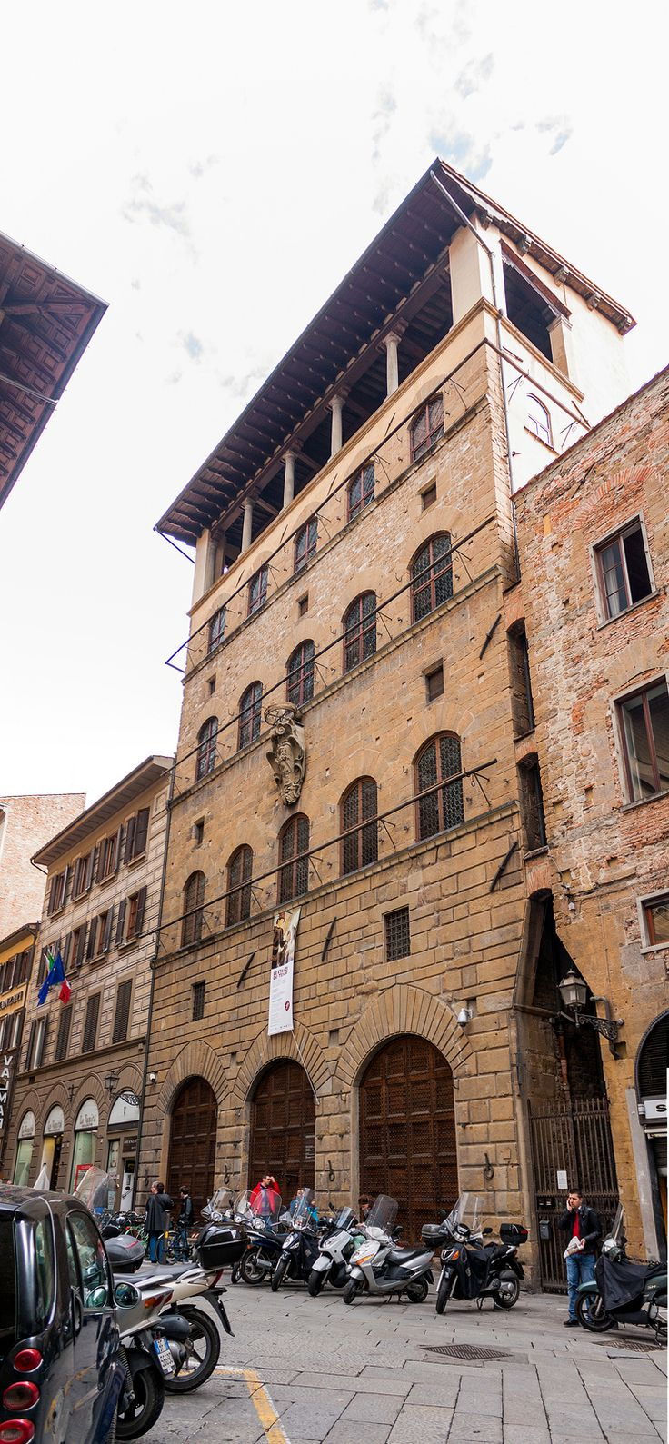 Palazzo Davanzati Florence.