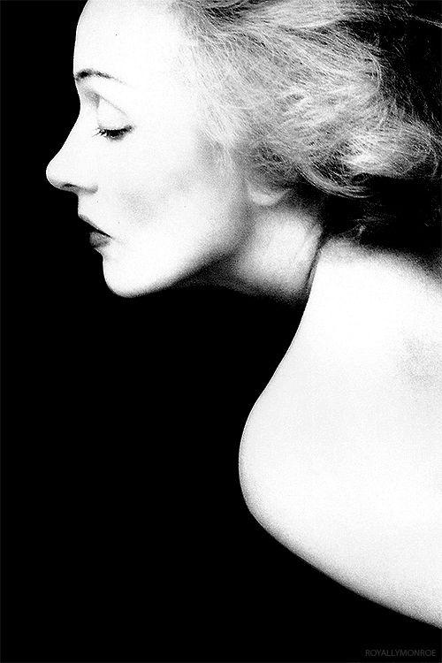 <3 Marlene Dietrich by Milton Greene, 1952.
