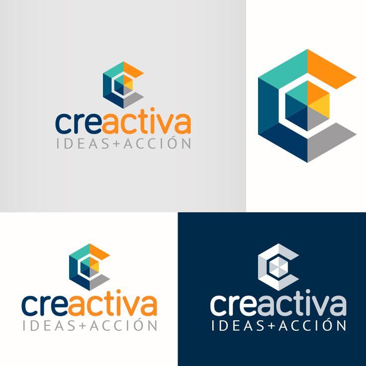 Rediseño de nuestra marca: Creactiva