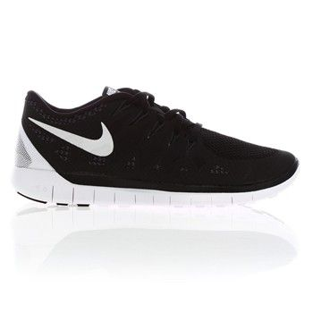 Baskets Nike Free 5.0 Noir - Nike - Nouvelle Collection et ventes privées - Ref: 1324541 | Brandalley