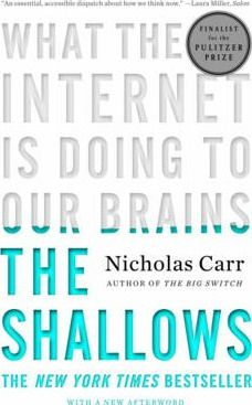 The Shallows by Nicholas Carr